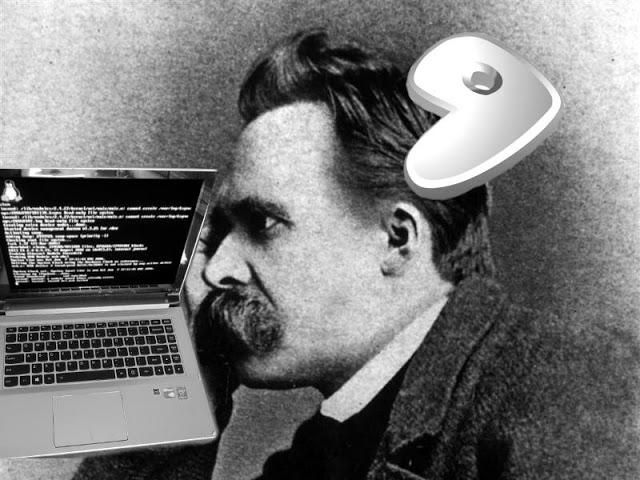 Коју дистрибуцију Линукса би користио Фридрих Ниче и шта би рекао на Клуб Линукс Такс Чачанин?