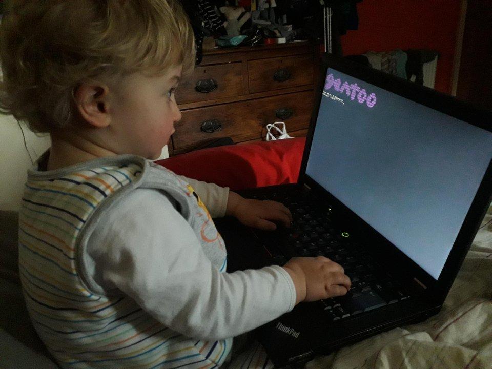 Прави узраст за учење Линукса